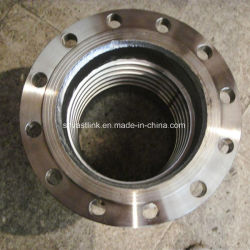 316L de Ingepaste Flens van Roestvrij staal 304 316 Pijp voor de Lijn van het Water
