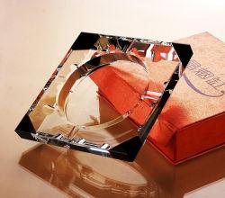 2015 nieuwe aankomst gepersonaliseerde Kristal Glas asbak sigaras asbak