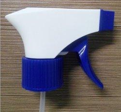 Líquido de limpeza de plástico do pulverizador de detonação, aparafuse a desencadear o pulverizador, Disparo de plástico para a limpeza do pulverizador