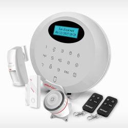 2016 Allarmi Smart Home più recenti GSM SMS allarme sicurezza & Allarme di protezione funzionante con telecamera IP