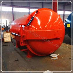 Fabbrica di vetro dell'autoclave della laminazione professionale automatica completa diretta