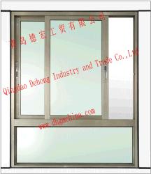 Fenêtre PVC Sash coulissants verticaux