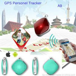 Mini appareil de localisation GPS intelligent personnelle avec Interphonie A9