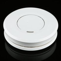 Nouvelle conception de la batterie photoélectrique fonctionner seul avertisseur de fumée SK100