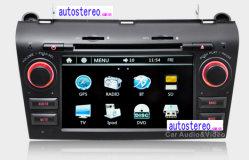 Auto Sat Nav DVD Player voor Mazda 3 GPS