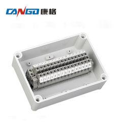 Resistente al agua para PC Caja de cableado eléctrico débil