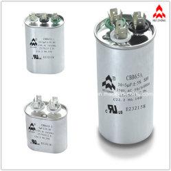 AC Film Cbb65 Capacitor VDE cualificado. UL. La CE. TUV. CQC