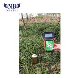Suelo portátil digital de pruebas de equipo medidor de humedad del suelo