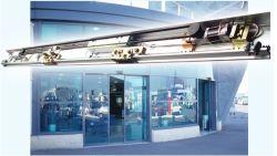 Conducteur automatique de portes coulissantes de vestiaire