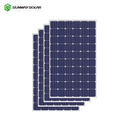 330w Zonnepaneel 330 Watt Polykristallijn Fotovoltaïsche Pv-Zonnemodule