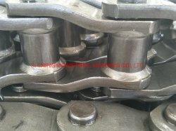Chaîne à rouleaux en acier soudée industrielle de convoyeur de transmission de puissance