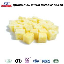 Sinocharm Brc-a homologada IQF 3-5cm abacaxi cortado congelados de ananás