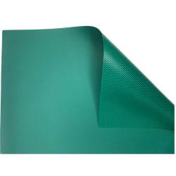 Revestimento de PU Pyly Tarps Folha de PVC para máquina de tecido da Tampa