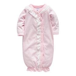 Kleinkind Swaddle SäuglingsSleepsack Baumwolle, Baby-Rosa-Schlafenpyjama-Kleiden