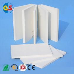 strato/scheda di plastica della gomma piuma del PVC di 1-6mm per la pubblicità dei materiali di stampa