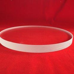 Disco circolare di lucidatura libero dello strato di vetro di quarzo