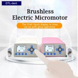 Dental Handpiece micromoteur électrique à LED NSK Nlxnano dentaire micromoteur de moteur