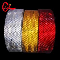Signos Safetytraffic brilla en la oscuridad de la CEPE de 3m marca rosca cinta reflectante autoadhesivo