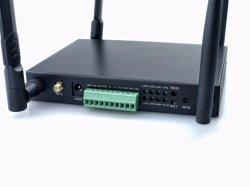 A função de VPN 6 Portas Wireless Router 4G Industrial com cartões SD &Slot SIM