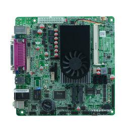1037u اللوحة الرئيسية الصناعية 6 COM 8 مصدر طاقة USB ATX