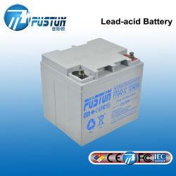 batterie ricaricabili solari utilizzate 12V42ah del ciclo profondo per energia solare