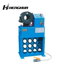 여러 조정 멘트세이프 및 안정적인 AC 호스 크림핑 공구 하버 화물 웨더 헤드 유압 호스 크림퍼 AC 크림핑 공구 파이프 크림핑 머신