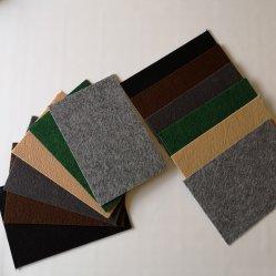 Rechtstreeks In De Fabriek 100% Polyester Materiaal Plain Carpet
