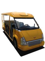 По конкурентоспособной цене новый внешний вид 11-местный 72V электрический бесплатный трансфер на автомобиле на целый день поля для гольфа Гольф тележки тележки