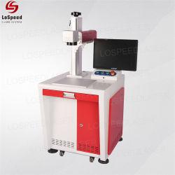 50W 100W profunda gravura a laser para aço rígido máquina de gravação a laser do Molde