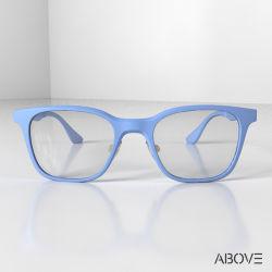 مانوفتور سكواير شيب 11-16 سنة أولد بى أو نظارات TR90 نظارات بصرية