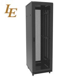 Le ND ventilado perfurada Porta Frontal e Traseira 42U do Gabinete de servidor em rack de 19 polegadas