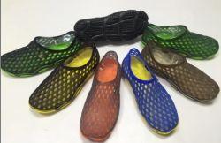 Uomini PVC di Hotsale e pattini del giardino dei pattini dei pistoni dei sandali di EVA (FQF-3)