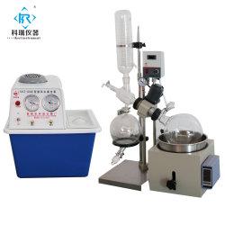 Aceite Esencial de evaporador de vacío de laboratorio Equipos de destilación por vapor/Rotovap