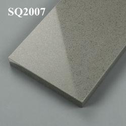 Sable poli chinois/Calacatta Cararra /Blanc/Noir/Gris/Jaune/bleu/beige/Rouge /Engineered Quartz pierre artificielle