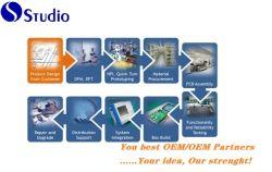 Электронные пользовательские взаимосвязи печатных плат производитель, OEM-PCB, SMT/DIP/завершена взаимосвязи печатных плат в сборе /система производства по контракту