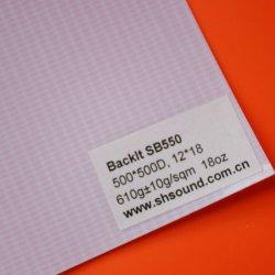 Дисплей с подсветкой ламинированные ПВХ-Flex баннер продается с 50м в рулоне