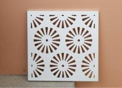 Perforate Polyester Spray Perforate Aluminium Single Panel für Haus Dekoration