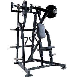 Peso Libre comercial ISO baja lateral fila Ejercicio Hammer Strength equipos de gimnasio