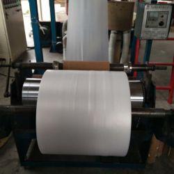 2019 personnalisé de l'emballage en plastique transparent de PEBD Parcelle une pellicule de polyéthylène