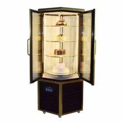 Le ventilateur de refroidissement du refroidisseur d'Four-Sides lunettes pour sandwich multi gâteau café