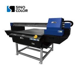 Nieuw Groot Formaat 6090 UV Flatbed Printer fb-0906 van de Verbetering met Hoofd Dx5/Dx8