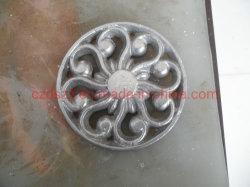 새로운 디자인이 주조 알루미늄 담에 의하여 꽃이 핀다
