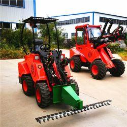 De compacte Smalle Lader van de Tractor van de Tuin van de Lader van de Lader Dy620 van het Wiel Landbouw