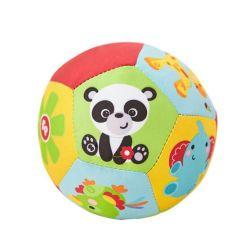 Soft jouet en peluche hochets animal en peluche balle de bébé