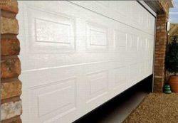 リモート・コントロール木製のパネルのガレージのドア