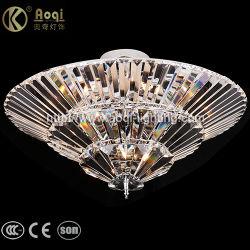 Un design moderne K9 Crystal Lumière au plafond