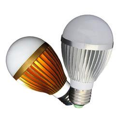 지능적인 LED 전구 E26 램프 소켓 전구 LED 6W