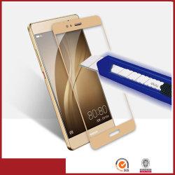 Bildschirm-Schutz der Volldeckung-3D für Huawei P10 Bildschirm-Schoner