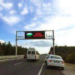 P10 P16 P20 P25 P31.25 LED 차량/트럭/화물 방향 교통 LED 사이니지 디스플레이