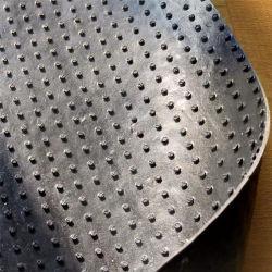 Het antislip Tapijt van de Vloer van de Auto van de Voet van pvc TPR van de Auto Bijkomende Rubber